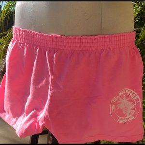Beach or running cotton stretch shorts hipsters